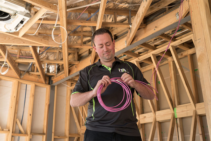 rewiring your house